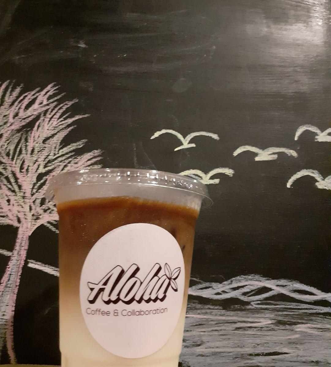 Sensasi Kopi Kelapa di Aloha Coffeehouse