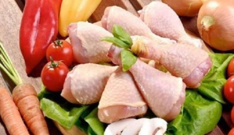 Ilustrasi kelezatan daging ayam tak baik untuk kesehatan. Foto: Instagram/@foodloverbyijae