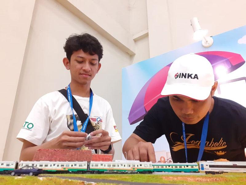 KAI Expo 2019. Foto: GenPI.Co