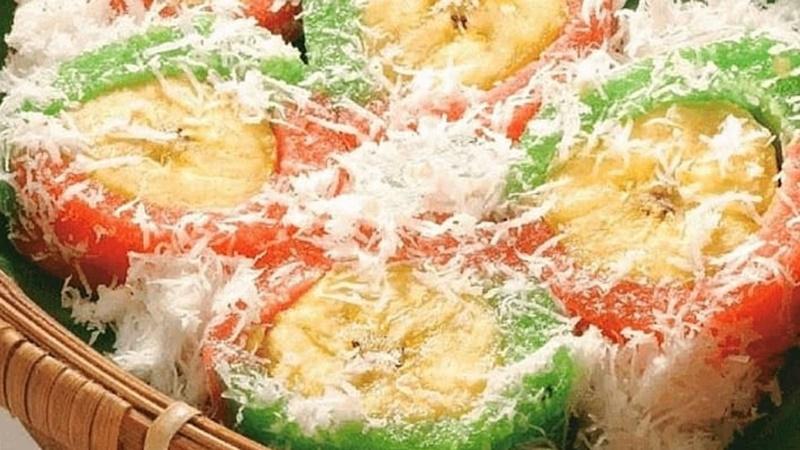 Kue putri noong (foto: @resepibunda.info)