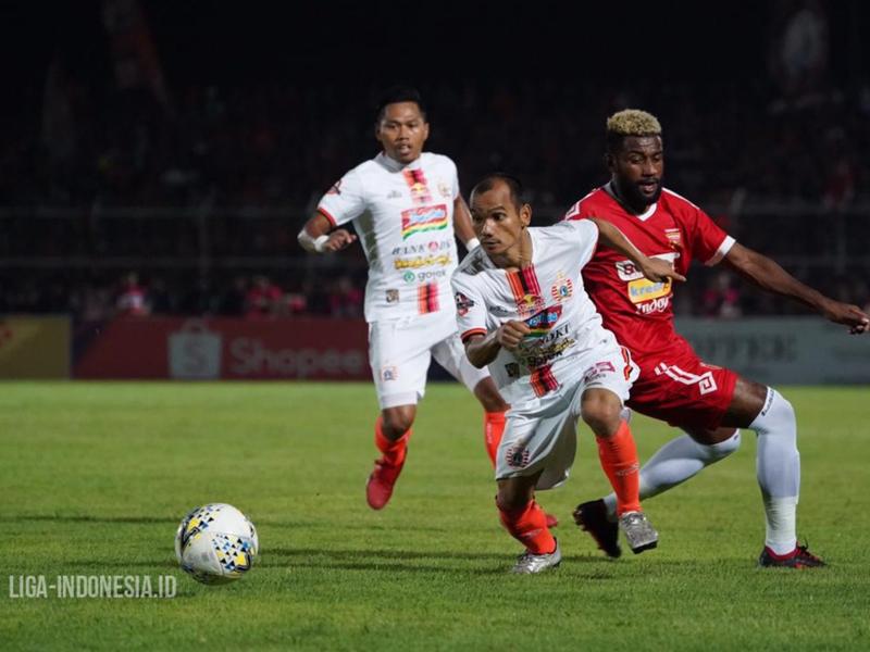 Persija Jakarta bertekad mengalahkan Kalteng Putra pada pekan terakhir Liga 1 2019 demi memberikan kado manis bagi Bambang Pamungkas. Foto: Liga Indonesia