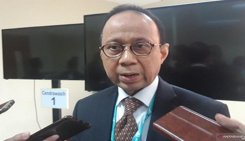 Ketua Perkumpulan Pariwisata Halal Indonesia (PPHI) Riyanto Sofyan. Foto: Antara
