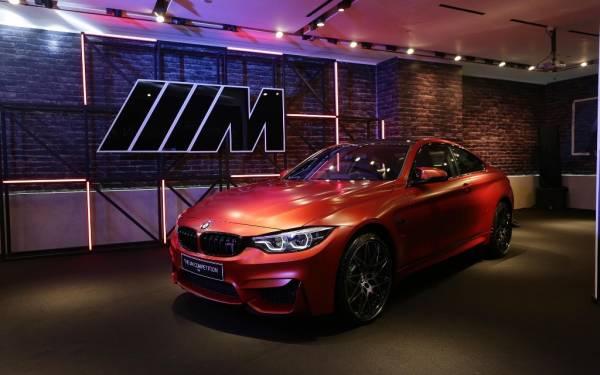 BMW M4 Competition. Foto: BMW
