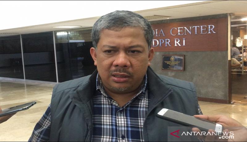Mantan Wakil Ketua DPR, Fahri Hamzah. Foto: Antara