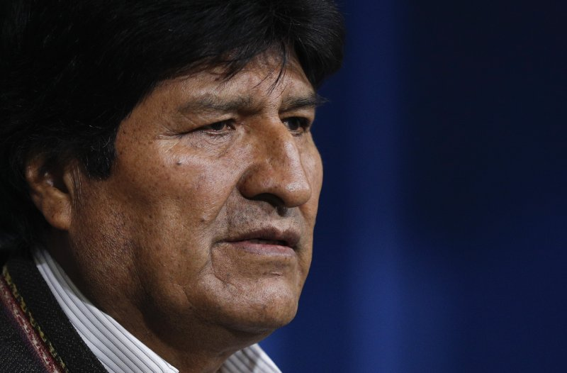 Evo Morales, Presiden Bolivia selama 14 tahun terakhir yang mengundurkan diri pada Minggu (10/11). (Foto: Time)