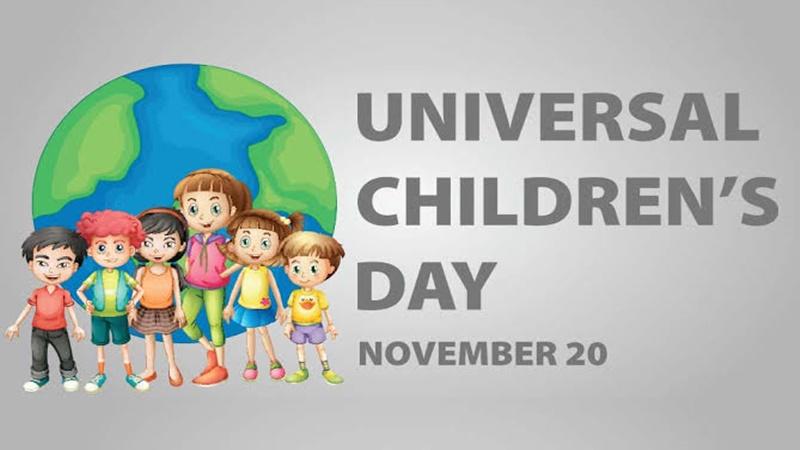 Hari Anak Sedunia (Universal Children's Day) diperingati setiap 20 November (grafis: FirstCry Parenting)