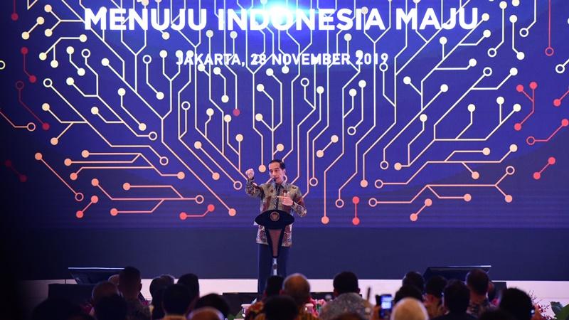 Presiden Jokowi (foto: Setkab)