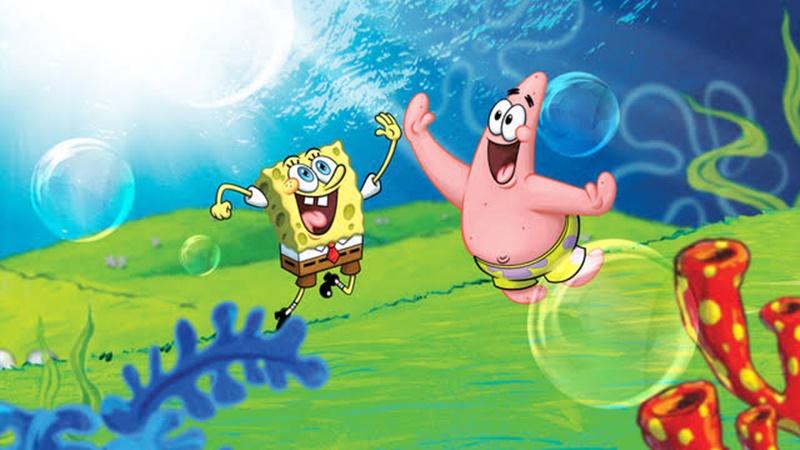Spongebob (sumber: nickelodeon)