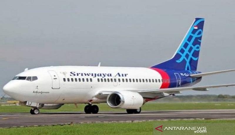 Maskapai Sriwijaya Air. Foto: Antara