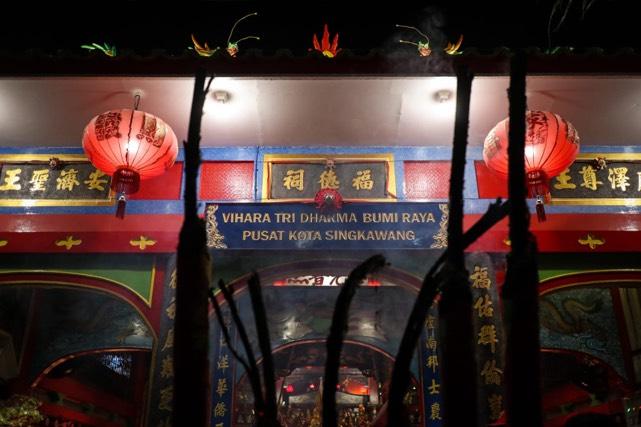 3 Destinasi Wisata Religi Tertua di Singkawang