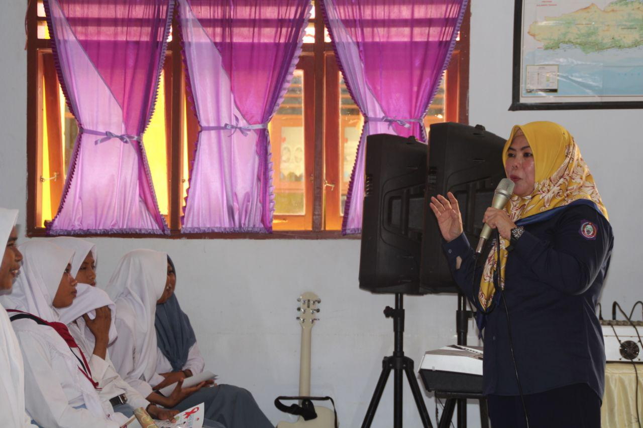 Jeruk Makan Jeruk, Dominasi Pengidap HIV/AIDS di Gorontalo