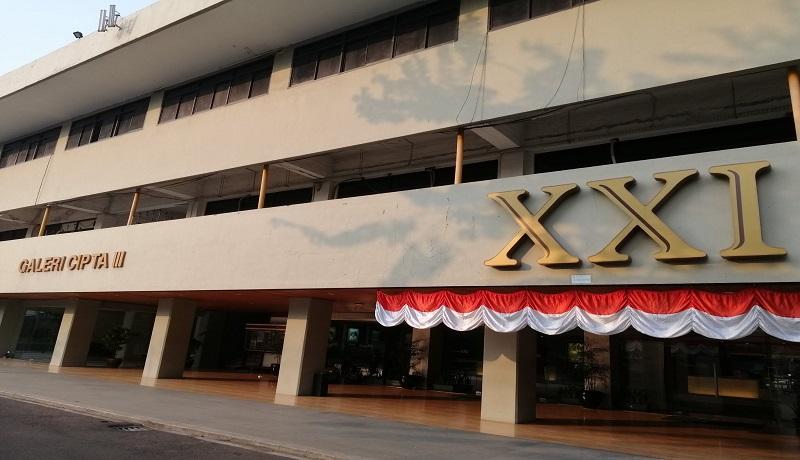 Bioskop XXI di Taman Ismail Marzuki (TIM) Jakarta. (ist)