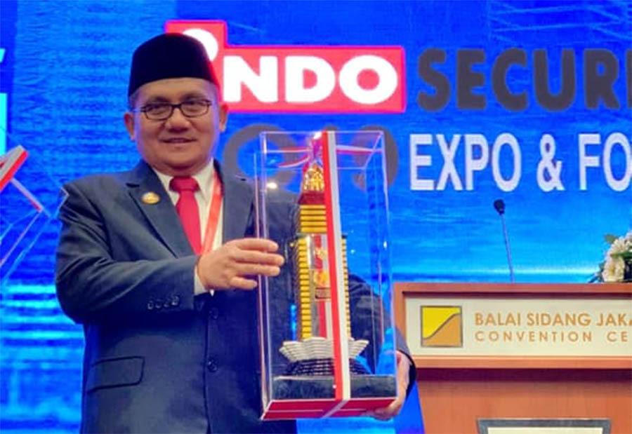 Wali Kota Gorontalo Marten Taha didapuk jadi pembicara di Forum ASEAN, lho, guys! (Foto : Istimewa)