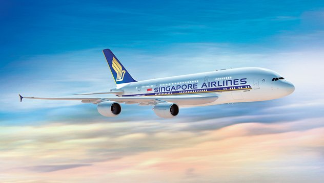 Ilustrasi - Maskapai Singapore Airlines adalah salah satu maskapai yang melarang laptop MacBook Pro ukuran 15 inci keluaran Apple masuk ke pesawat. (Sumber foto: Singaporeair)