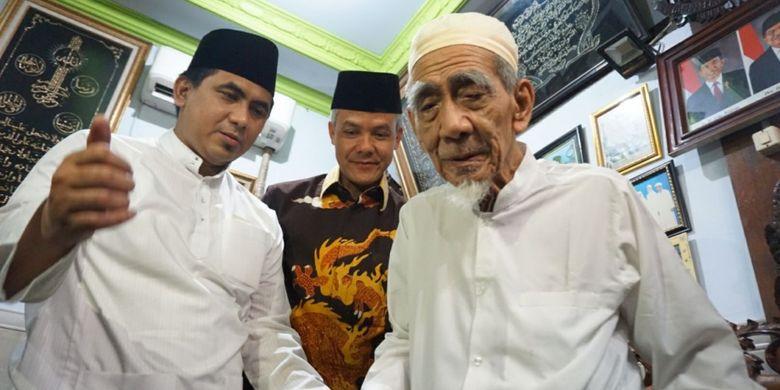 Taj Yasin Maimoen punya firasat Maimun Zubair meninggal dunia sejak Juli lalu (Foto : Istimewa)