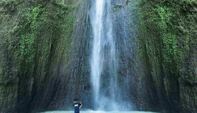 Air terjun Sidoharjo yang menawan. Cocok untuk melupakan semua beban (Foto : Eksotis Jogja)