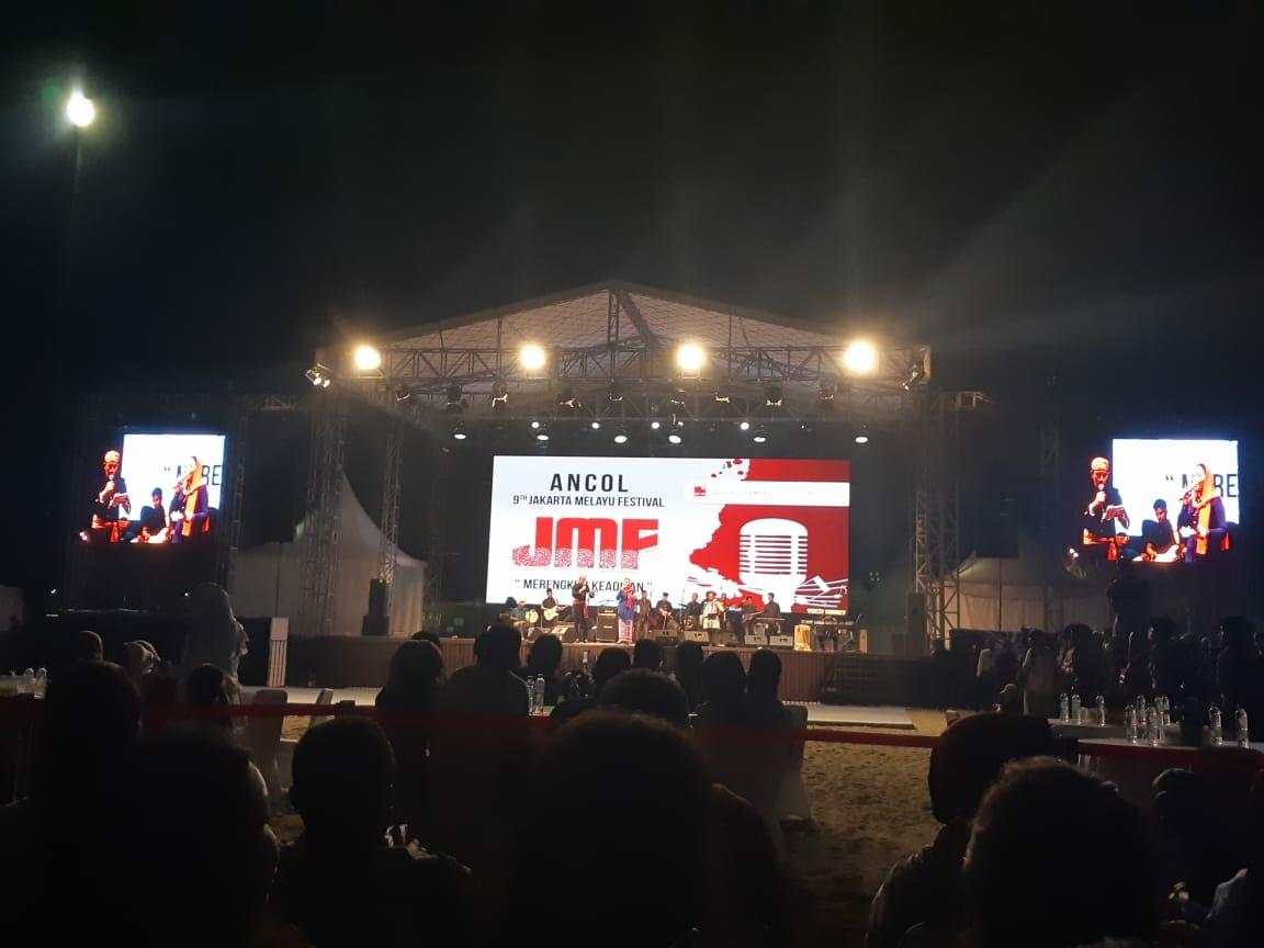 Ancol masih jadi yang terfavorit warga Ibu Kota saat menyambut HUT ke-74 RI (Foto : Istimewa)