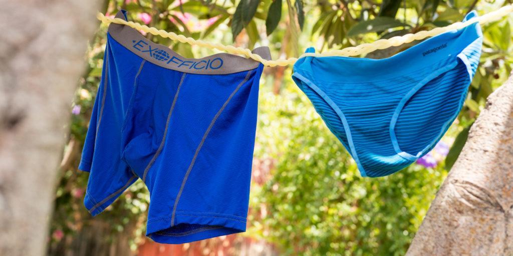 Ilustrasi - Sebuah penelitian menyebut bahwa hampir setengah dari warga Amerika Serikat mengaku selalu mengenakan pakaian dalam yang sama selama berhari-hari. (Sumber Thewirecutter.com)
