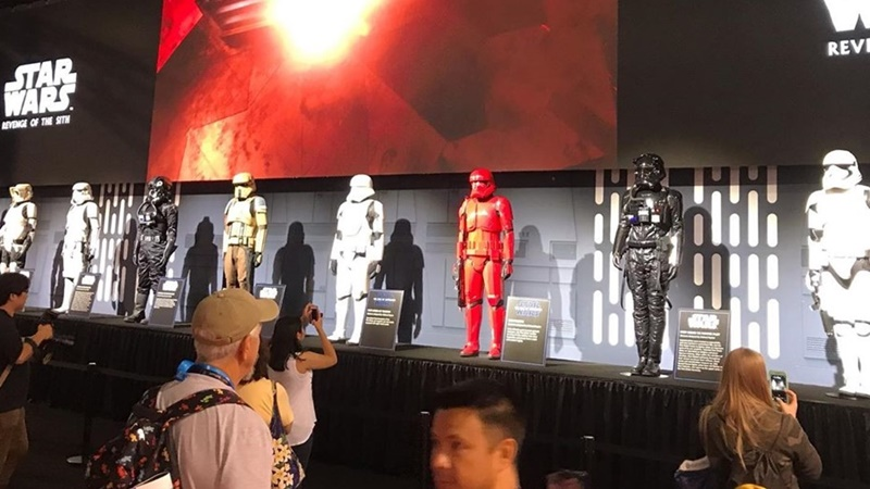 D23 Expo (foto: Instagram Disney)