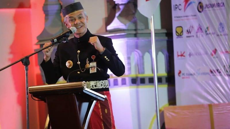 Gubernur Jateng Ganjar Pranowo. (dok)