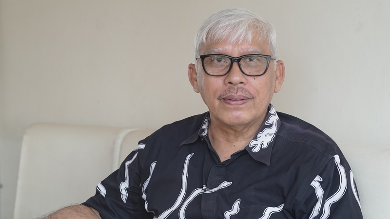Djonny Sjafruddin, Ketua Umum GPBSI