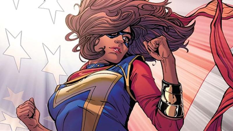 Marvel perkenalkan superhero muslim, Khamala Khan (sumber: Marvel)