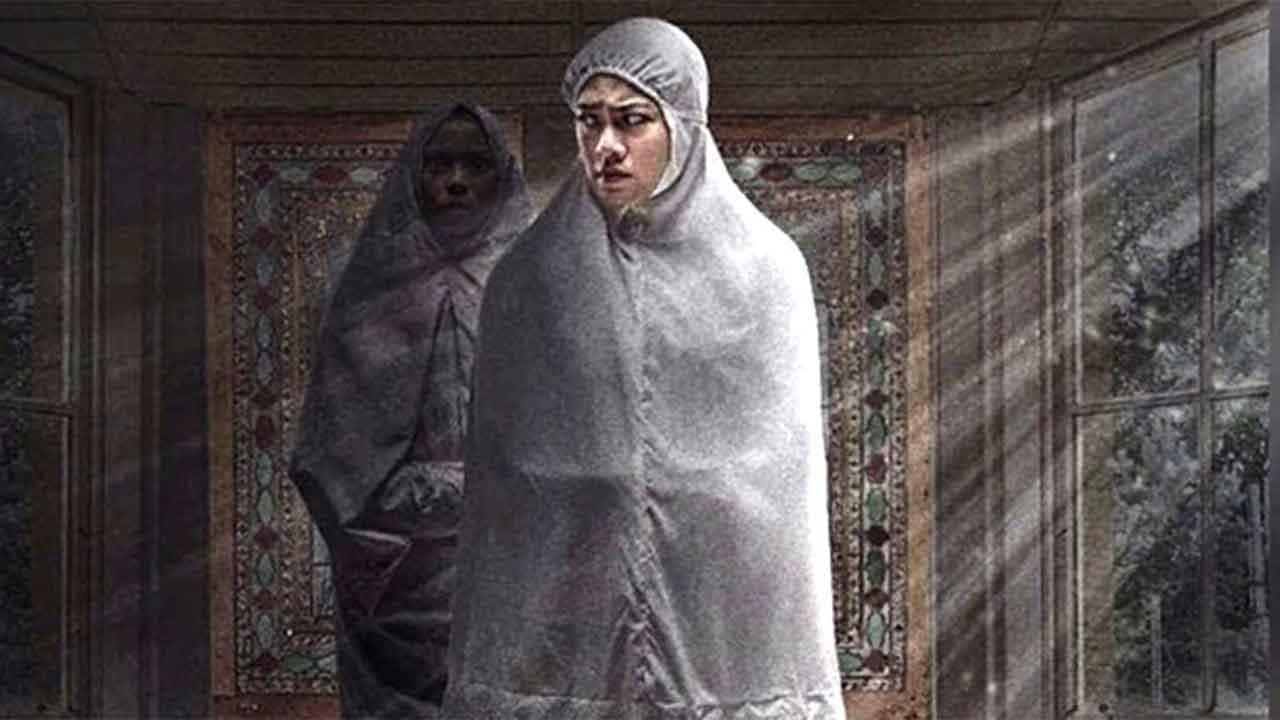 Film Makmum membawa kisah horor tersendiri. Kelar menyaksikannya, seorang warga Malaysia kesurupan (Foto : Istimewa)