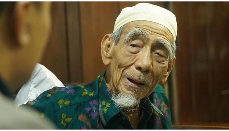 Mbah Maimun Zubair ingin dimakamkan di Makkah dekat sang guru, Sayyid Muhammad (Foto : Detik)