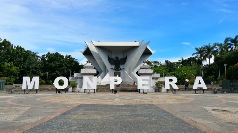 Monumen Perjuangan Rakyat (foto: Robby Sunata)