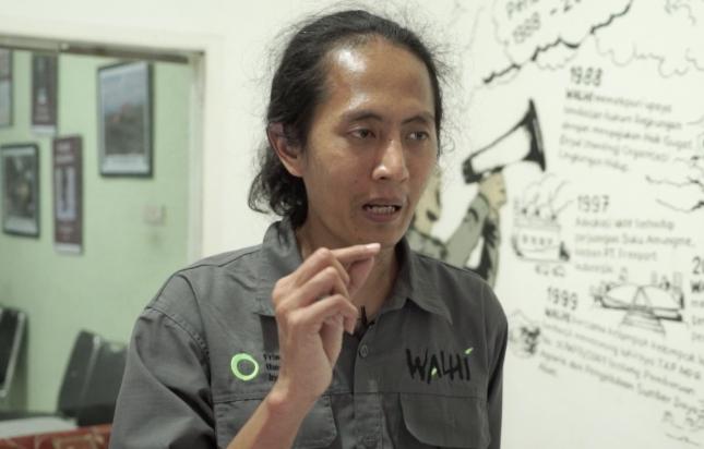 WALHI tegaskan jika kendaraan di Jakarta sudah melampaui batas dan menyumbang polusi udara 40 persen (Foto : Rizal/GenPI.co)