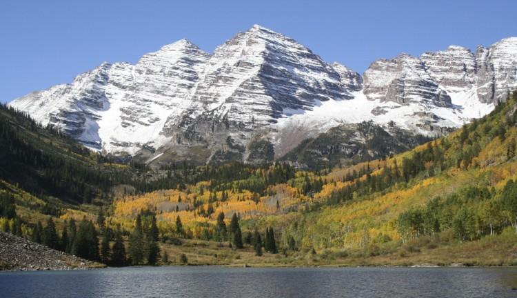 Partikel plastik juga ditemukan di Taman Nasional Rocky Mountains yang terpencil. (Foto: Trubus)