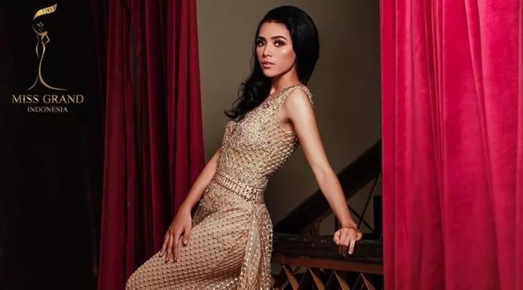 Sarlin Jones, Miss Grand indonesia 2019 dari NTT. (Foto: Wollipop)