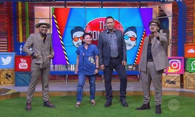 The comment pamit beneran. Netizen baper dan gak terima mereka undur diri dari NET TV (Foto : Istimewa)