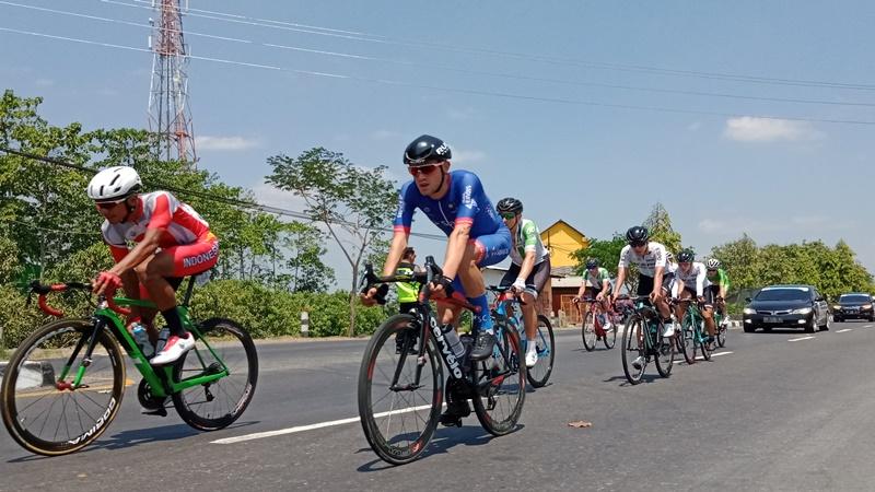 Etape I BRI Tour de Indonesia dilakukan Senin, 19 Agustus 2019 (foto: Ariyanto)