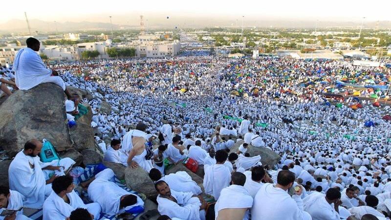 Wukuf di Padang Arafah pada 9 Zulhijah merupakan inti dari ibadah Haji (foto: Istimewa)