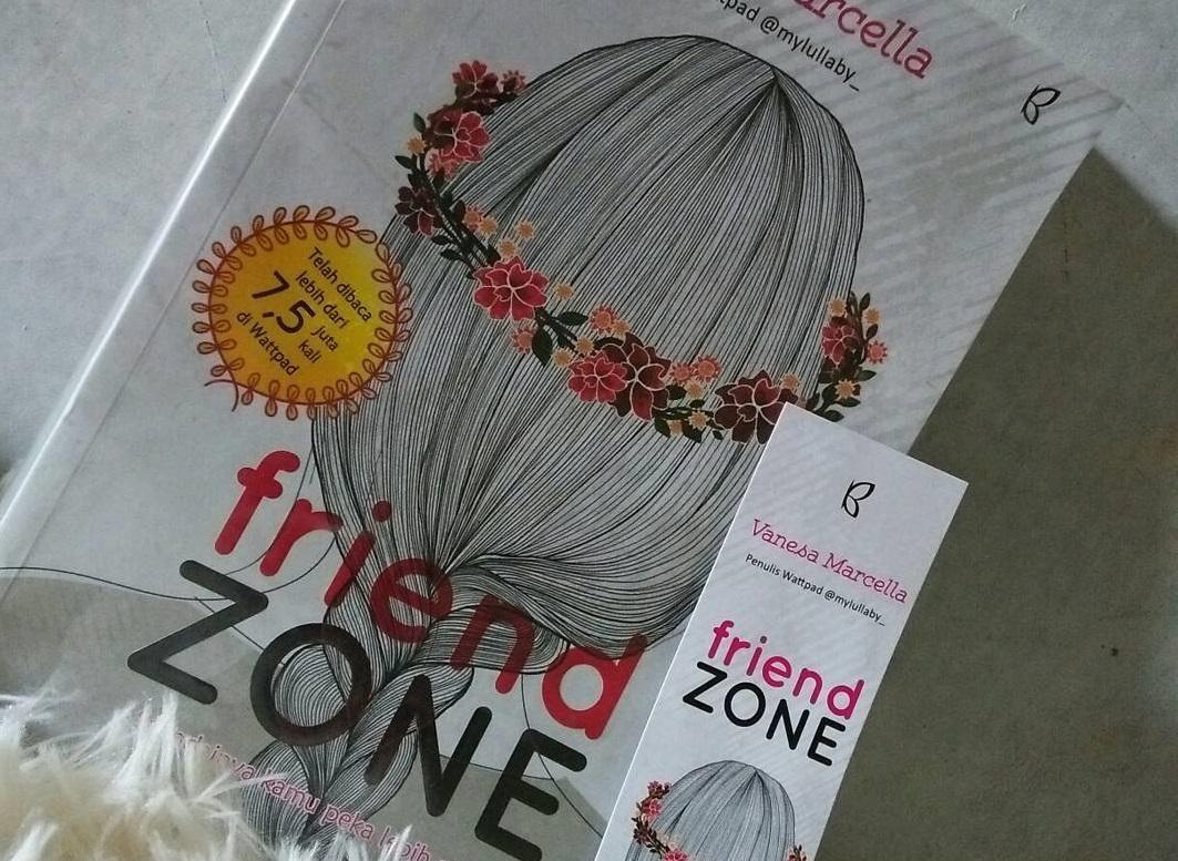 Novel Friend Zone: Saat Sahabat Jadi Cinta