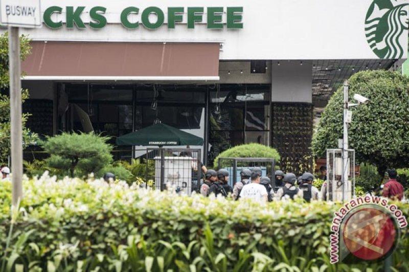 Gerai Starbucks di Sarinah, Jakarta Pusat. (Foto: Antara/M Agung Rajasa/foc/16)