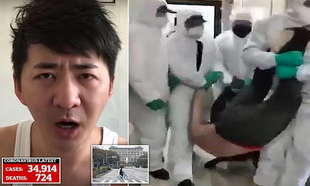 Chen Quishi, jurnalis China yang hilang setelah melaporkan kondisi di Wuhan selama virus Corona merebak. (Foto: GLobal News)