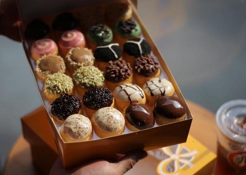 Jpops JCo Donuts and Coffee (Foto: Instagram/@jcoindonesia)