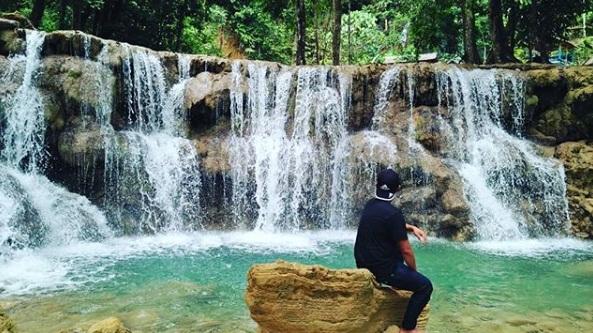 Air Terjun Bente (Foto: Niagawisata.com)