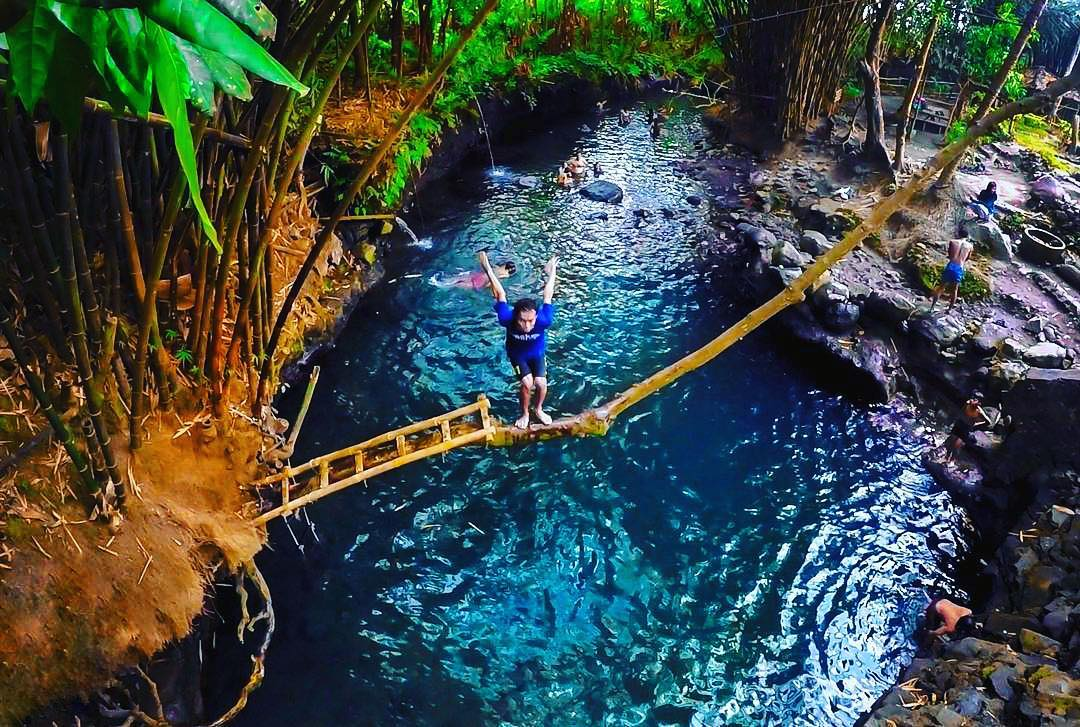 Blue Lagoon Yogyakarta (Foto: Explorewisata.com)