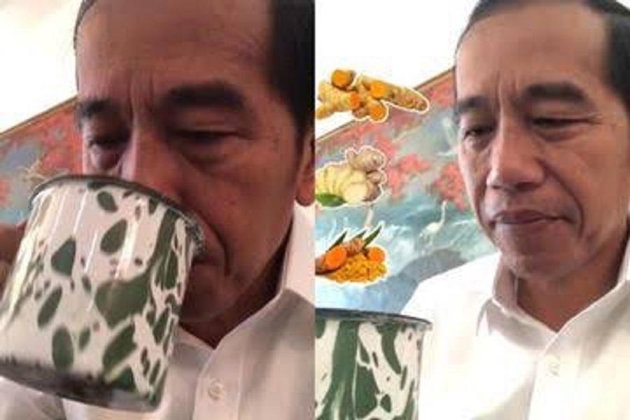 Foto aktivitas hobi Jokowi di sela-sela tugas kenegaraan (Foto: Instagram/@jokowi)