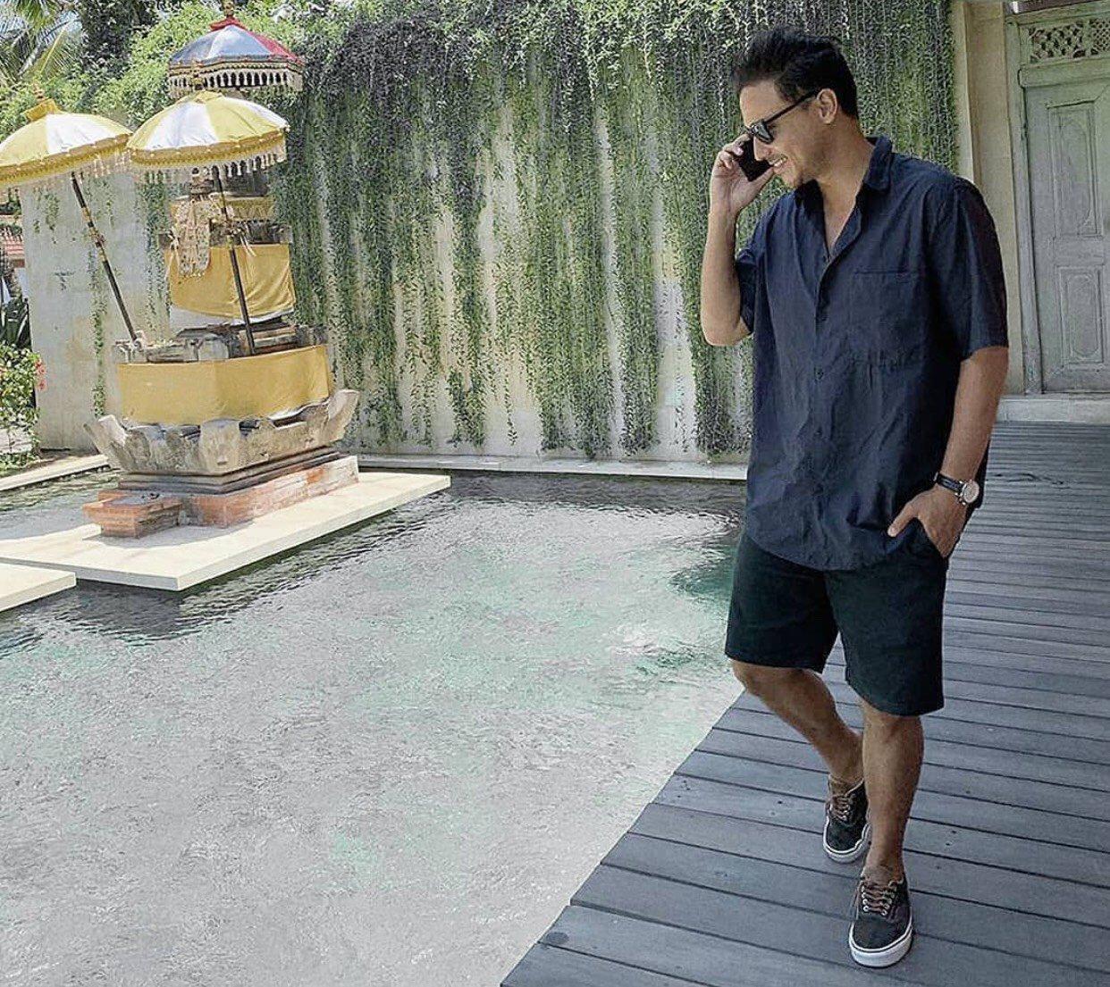 Gaya Outfit Hamish Daud, Bikin Kaum Hawa Semaput