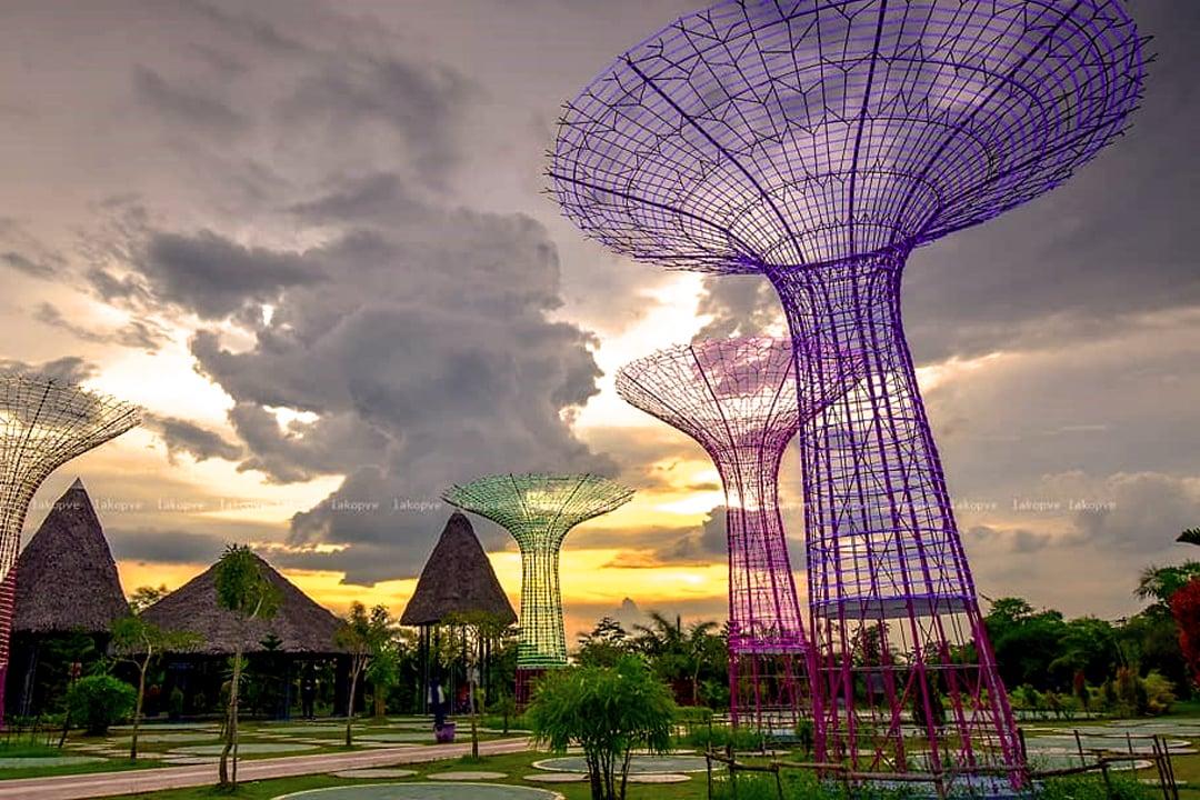 Jambi Paradise, Taman Wisata Kekinian di Jambi