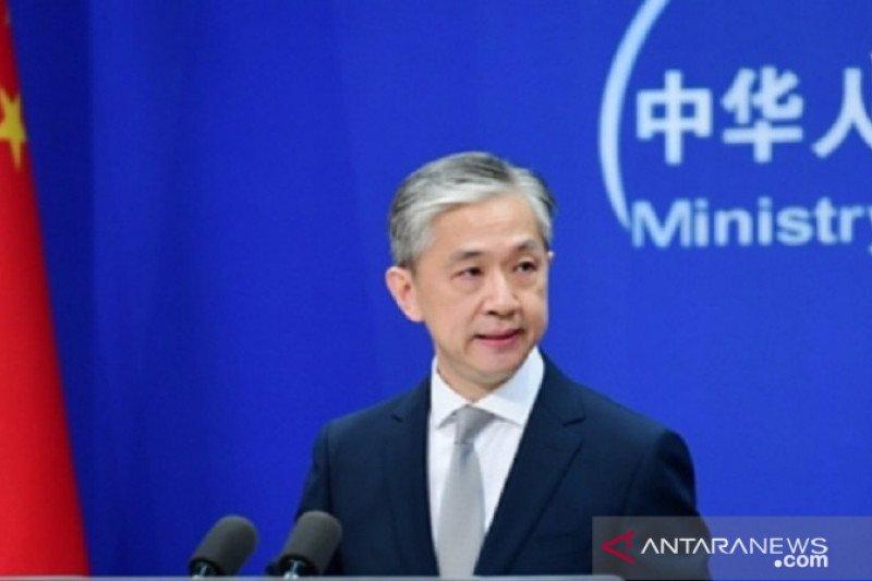 Juru bicara Kementerian Luar Negeri China Wang Wenbin. (Foto: Antara/M. Irfan Ilmie)