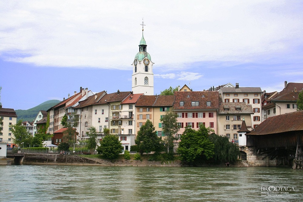 Kota Olten Swiss (Foto: Pinterest)