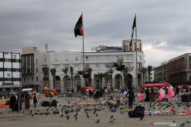 Aktivitas Negara ini di Libya Bikin Amerika Serikat Deg-degan