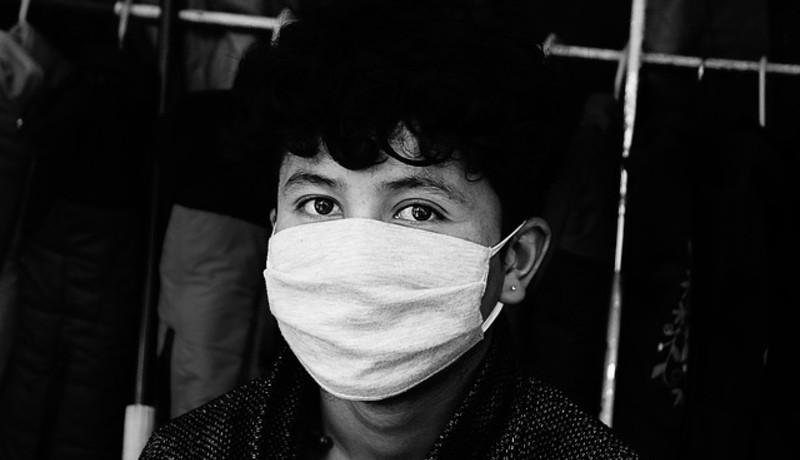 Pastikan menggunakan masker dengan benar ( foto : Pixabay )