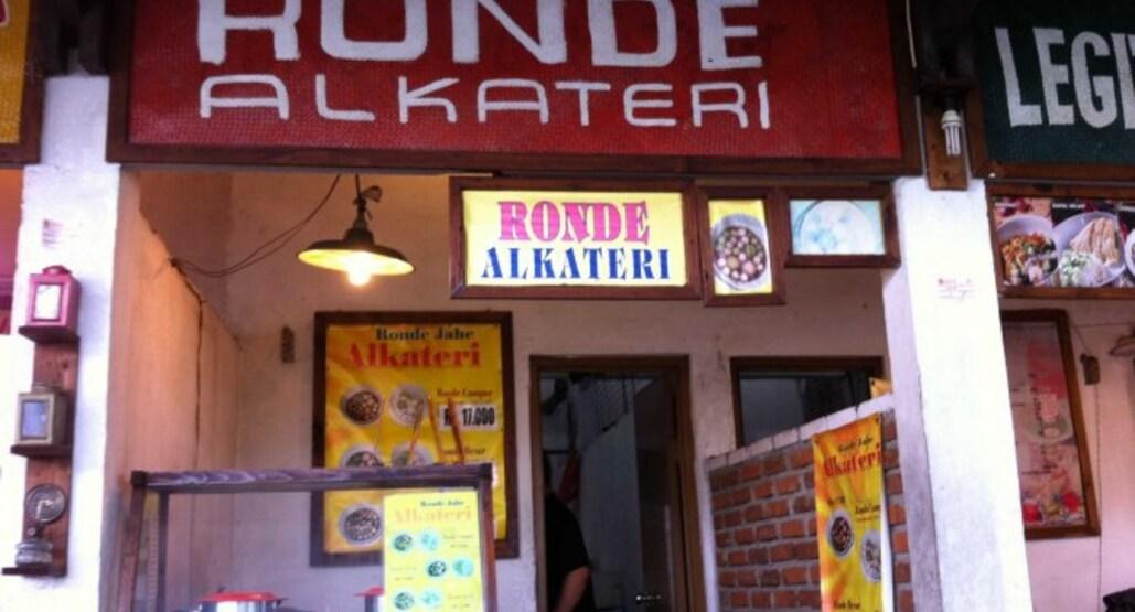 Ronde Alkateri (Foto: Zomato.com)