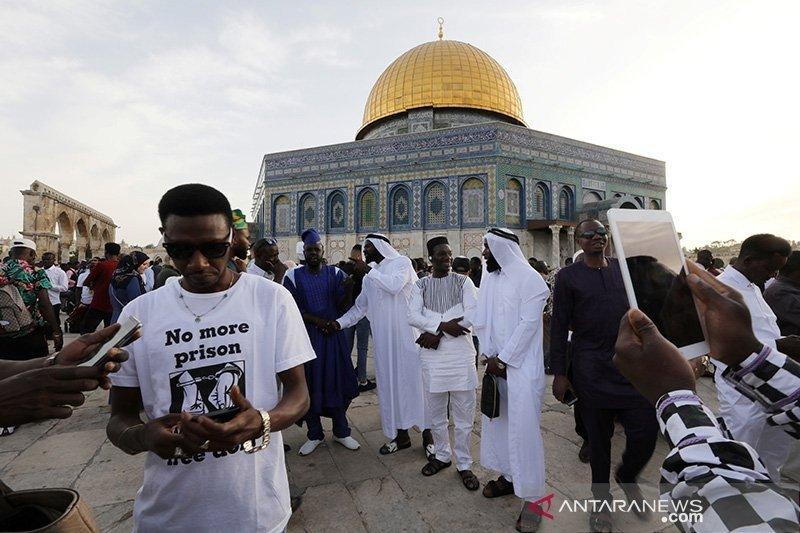 Alhamdulilah, Masjid Al-Aqsa Mulai Dibuka Pada 31 Mei